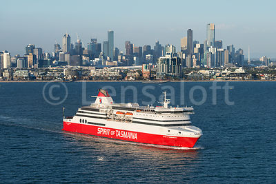 Spirit of Tasmania - Melbourne
