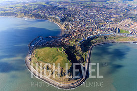 Aerial Photography Taken In and Around Scarborough, UK