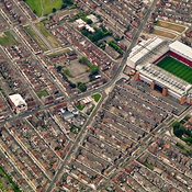 Liverpool aerial photos