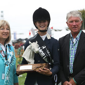 Junior Rider of the Year photos