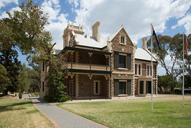 Murrray House at the University of South Australia