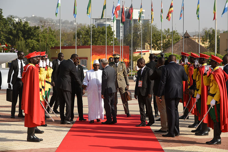 27ème sommet Afrique France à Bamako, Mali. 27th Africa France summit in Bamako, Mali photos