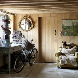 Romantic English Interiors photos