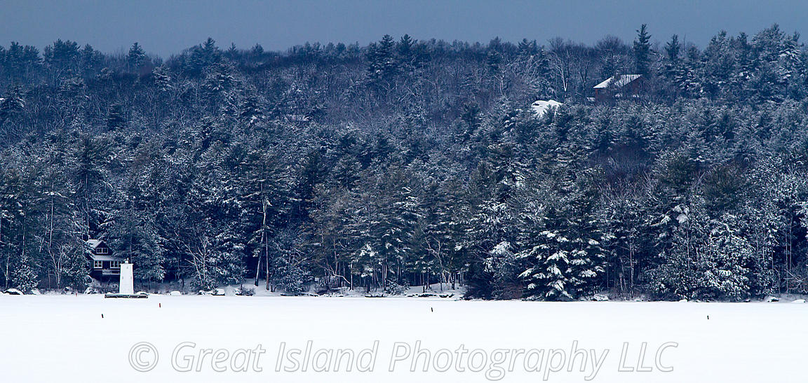 Mt Sunapee Winter Landscapes