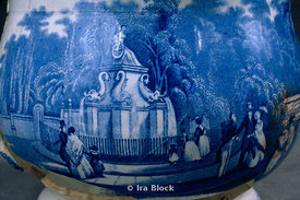 Havana Treasure Fleets- Children's Chamber Pot made in 1842