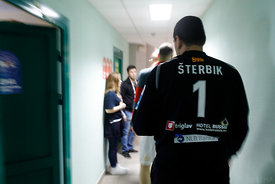 Arpad Sterbik during the Final Tournament - Final Four - SEHA - Gazprom league, Vardar - PPD Zagreb in Brest, Belarus, 07.04.2017, Mandatory Credit ©SEHA/ Stanko Gruden