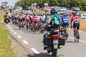 The Peloton - Tour de France 2017