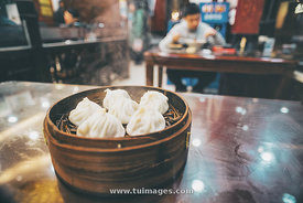 xiao long bao of Shanghai
