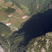 Ataun aerial photos