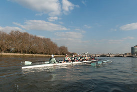 The Cancer Research Women's Boat Race