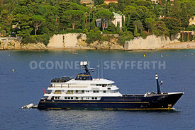 Superyacht Force Blue