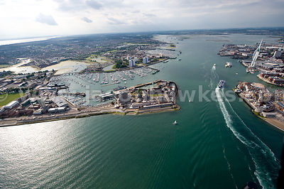 Gosport and Portsmouth Harbour, Hampshire