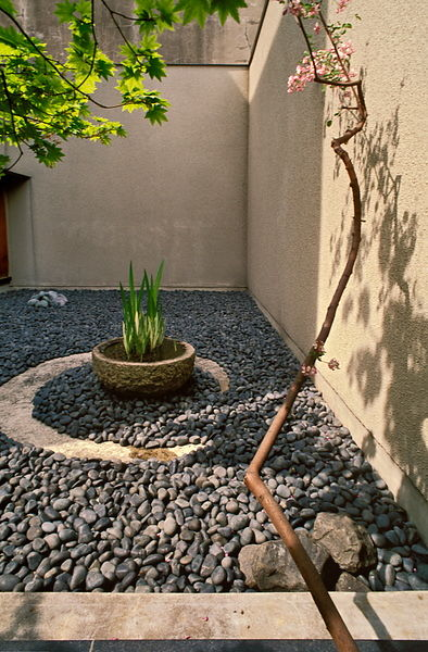 Michael Freeman Photography Pebble Garden