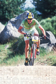 CADEL EVANS VTT MOUNTAIN BIKE TOUR DE FRANCE, 1997