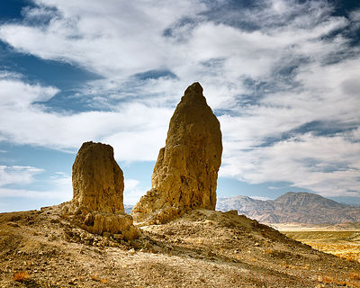 Trona Pinnacles Images