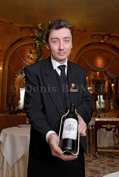 Sommelier, Le Ritz Paris