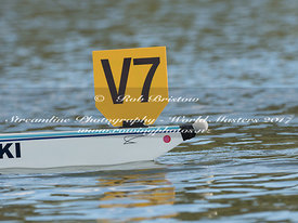 Taken during the World Masters Games - Rowing, Lake Karapiro, Cambridge, New Zealand; ©  Rob Bristow; Frame 4246 - Taken on: Monday - 24/04/2017-  at 15:28.33