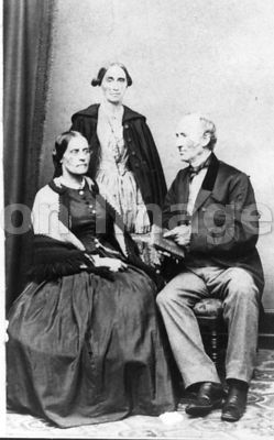 Wendell Phillips and Susan B. Anthony