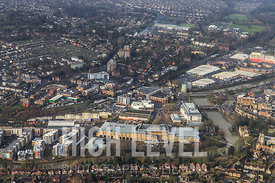 Aerial Photographs Taken In and Around Maidstone, UK