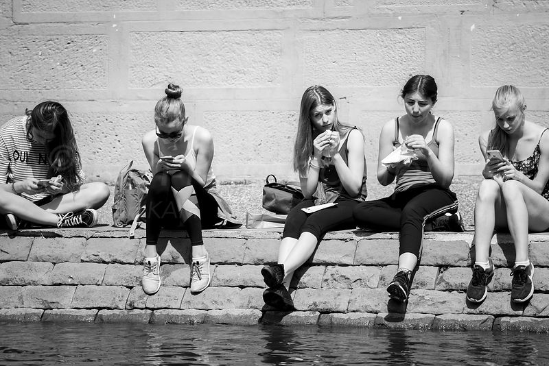 Street Photo - Social relationships...
