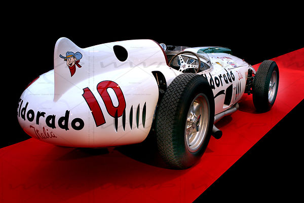 "the ""Eldorado Ice Cream"" Maserati Tipo 420/M/58"