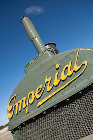 McDonald Imperial Super tractor