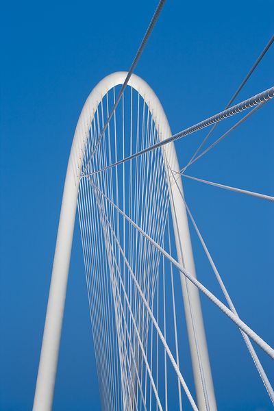 Calatrava Arch and Cables