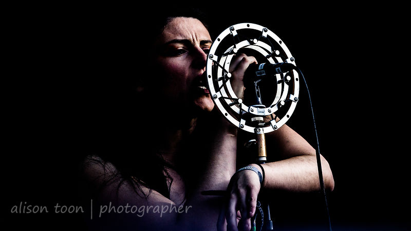 Carina Round, vocals, Puscifer