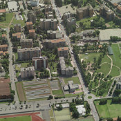 Cormano aerial photos