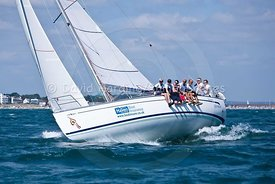 Firestarter, GBR 8560R, Bavaria 35 Match, 20130720047