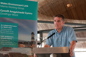 Marine Pledge - Wales Environment LINK