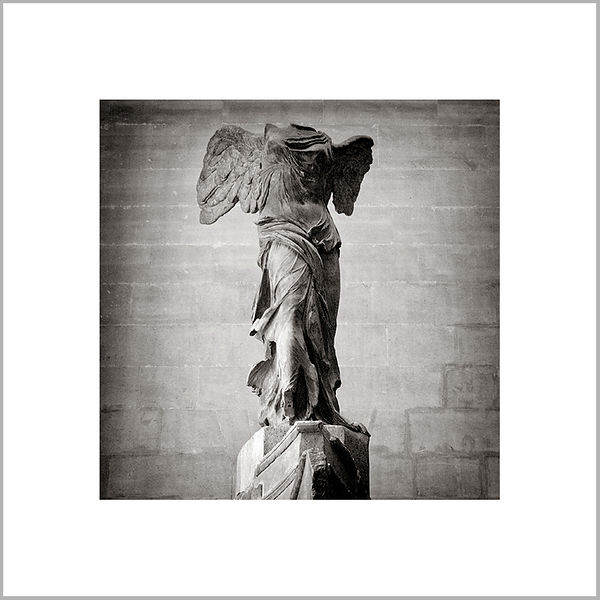 Nike of Samothrace (2nd Century BC) - Louvre Museum, Paris (France)