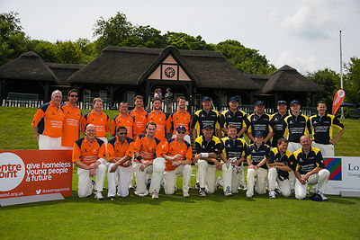 Lords Taveners v Centrepoint at Wormsley  photos