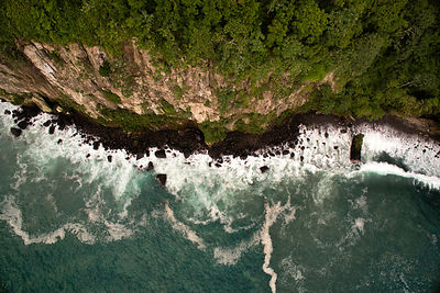 Cocos Island Aerial Photography