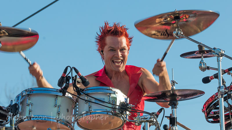 Adrian Young, drums, Dreamcar