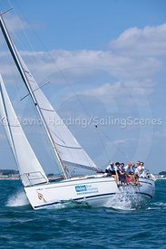 Firestarter, GBR 8560R, Bavaria 35 Match, 20130720049