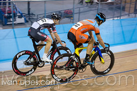Cat 3 Men Points Race, 2017/2018 Track Ontario Cup #2, Mattamy National Cycling Centre, Milton On, January 14, 2018