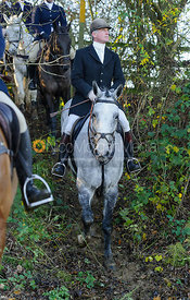 Nick Wright - The Cottesmore Hunt at Owston 29/11