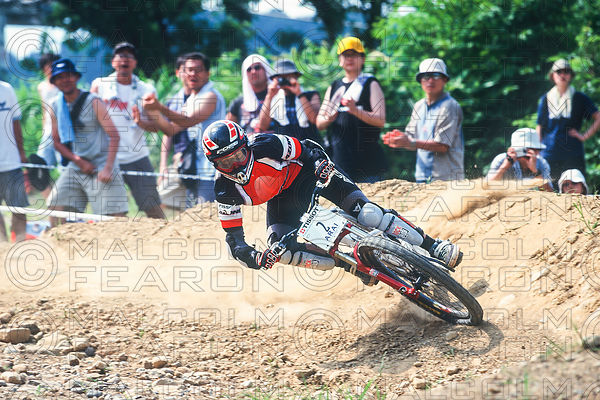 MISSY GIOVE ARAI, JAPAN. TISSOT MOUNTAIN BIKE WORLD CUP 2000