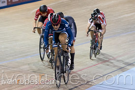 Men Keirin 1/2 Final, 2017/2018 Track Ontario Cup #3, Mattamy National Cycling Centre, Milton On, February 10, 2018