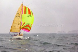 Ruthless, GBR9633R, Dehler 33, Poole Winter Series 2018, 20181104017