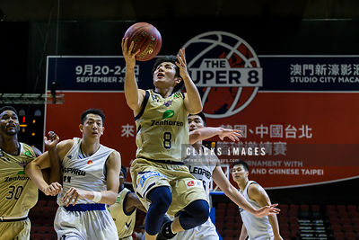 Shenzhen Leopard vs Ryukyu Golden Kings photos