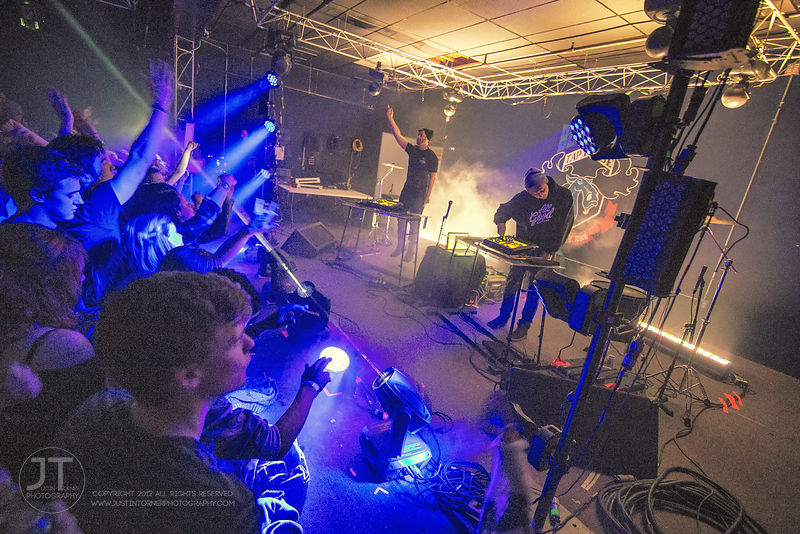 Hoopla - Odesza, Blue Moose Tap House, February 25, 2015 photos