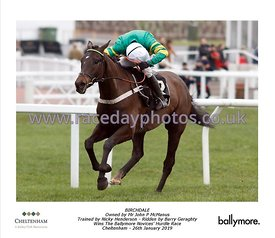 3:00 - The Ballymore Novices' Hurdle Race photos