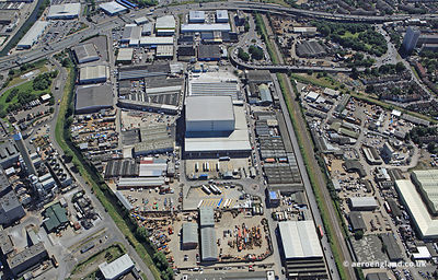 Edmonton Trade Park & Eley Business Park