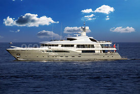 Superyacht Imagine