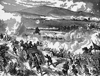 Civil War: Battle of Gettysburg