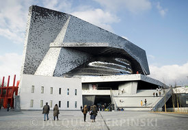 Paris, La Villette, Philharmonie de Paris