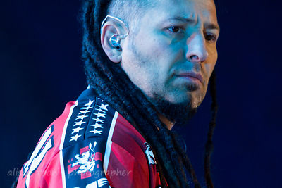 Zoltan Bathory, guitars, Five Finger Death Punch