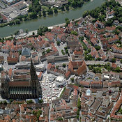 Ulm aerial photos
